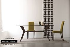 Calligaris Tokyo is a perfect blend of classic and contemporary to suit any decor.