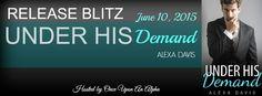 Under His Demand  Release Blitz