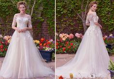Vestido de Noiva // IN-463N