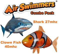 Air Swimmers Come To Toyzone247