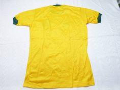 新品 ブラジル製 ブラジル代表 ロット lotto 半袖 サイズ10(M程度)_画像3
