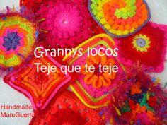 grannys locos,handmade MaruGuerra