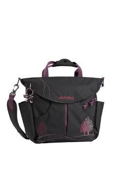 Dahoma Sumo Messenger Diaper Bag