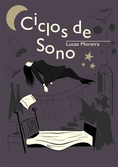Ciclos de Sono de Lucas Moreira. Lançamento banda desenhada por Blurd (Edição de Autor) em português, julho 2020... #bandadesenhada