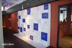 Yahoo – SXSW   Design & Manufacturing (DSNMFG) – Austin Texas Corporate Event Design, Event Branding, Wall Design, Layout Design, New York Theme, Stage Set Design, Exhibition Booth Design, Backdrop Design, Media Wall