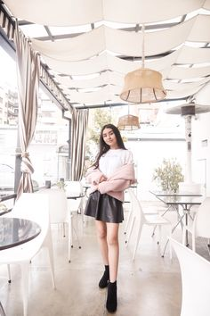 Winter Outfits, Casual Outfits, Cute Outfits, Sophie Giraldo, Look Body, Zara, Ballet Skirt, Ootd, Actors