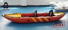 Inflatable 2 seats fishing kayaks for sale