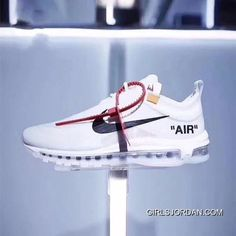 best cheap b7a1b 874a3 Sneakers Nike   Nike Air Max 97 X OFF-WHITE AJ4585-100 Mens Lastest