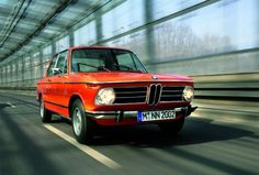 <p> Introduced in 1969, the BMW 2002 tii set the mold for the modern sport sedan.</p>