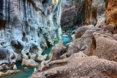 Gülnar / Gezende Kanyonu / Mersin / Türkiye