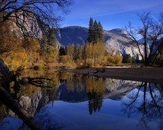 Merced River Calm
