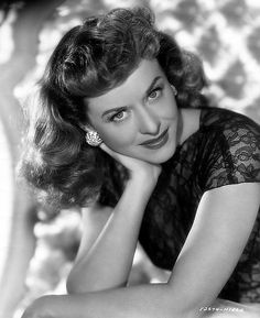 Paulette Goddard (June 3, 1910 – April 23, 1990) was an American actress. A child fashion model and a performer in several Broadway productions as a Ziegfeld Girl, she became a major star of the Paramount Studio in the 1940s. Goddard was nominated for an Academy Award for Best Supporting Actress for her performance in 1943's So Proudly We Hail! (1943).
