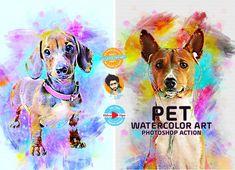 T Shirt Painting, Love Painting, Digital Prints, Digital Art, Easy Pets, Engraving Art, Selling Paintings, Photoshop Actions, Animal Paintings