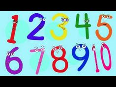 A numbers song to the ten little tune. It's designed to help children learn the names and the spelling of numbers.  Arranged and performed by A.J. Jenkins. Copyright 2009 KidsTV123:  All rights reserved.  For MP3s, worksheets and much more:  http://www.KidsTV123.com    Kids songs song for children