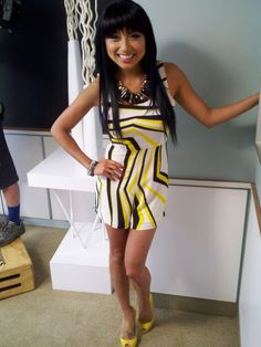 17 Best images about Jeannie Mai on Pinterest | Fashion