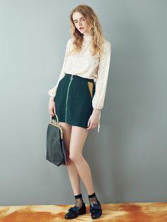 ダズリン|dazzlin公式ファッション通販|ランウェイチャンネル【sc】ビッグポケットミニスカートの詳細情報| RUNWAY channel(ランウェイチャンネル)(021750800801)