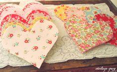 sweetheart coasters