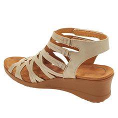 Lifestride Yolder Gladiator Wedge Sandals Women Cost