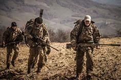 3 para snipers