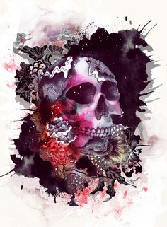 calaveras illustration - Buscar con Google