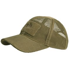 Helikon Baseball Mesh Cap is made form durable mesh for enhanced breathability & intended for use in a hot weather conditions. Available now at Military 1st! Only £9.95!