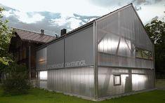 Atelierhaus Walgaustraße Röthis / architektur terminal