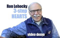 Kentucky's Ron Lehocky has made more than 27,000 polymer hearts in the last 9 years. He sells them to help fund The Kids Center where he is also a physician. Using scraps donated by other artists, Ron has developed a simple and effective way to form smooth, attractive brooches that have been bought by supporters around the world. In this video Ron shares how he refined his process to churn out so many beautiful brooches.