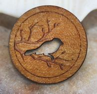 A little birdy told me... New wooden Circle for our Circles of Love Collection, interchangeable jewelry that defines your lifestyle. www.MermaidCompany.com, You don't have to wear the same thing everyday!