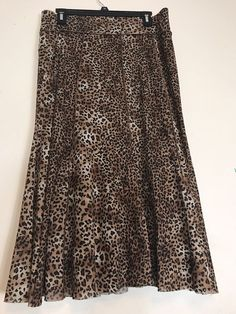 Clothing, Shoes & Accessories 2019 New Style Sz 3t Girls Baby Gap Bleecker Animal Print Velour Tiered Ruffle Skirt Skort Baby & Toddler Clothing