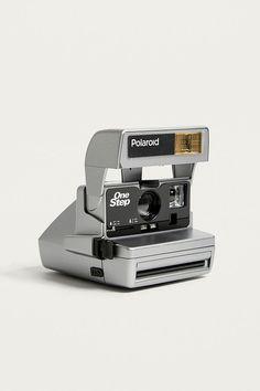 Polaroid Originals Custom Silver Limited Edition 600 Instant Camera