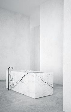 Salle de bains - marbre / bathroom - marble