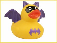 Rubber duck batman