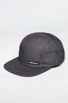 Forage 5-Panel Cap ($28.00) from The Hundreds