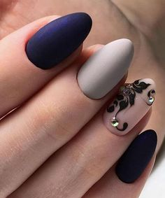 23 Most Gorgeous Wedding Nail Art Designs That Make You Jaw Dropping