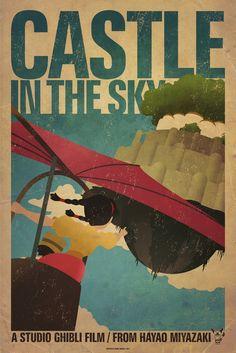 天空の城ラピュタ 天空之城 Laputa:Castle in the Sky