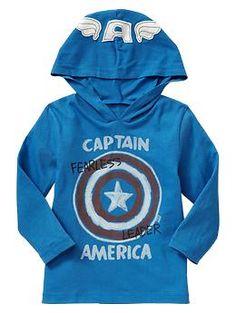 Junk Food™ superhero cape T | Gap