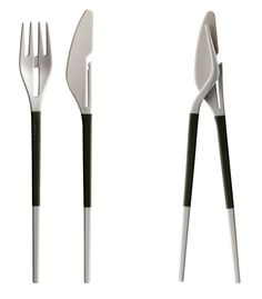 silverware or chopsticks, how about both!