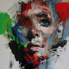 Ryan Hewett - Oil on canvas