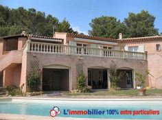Draguignan, hauteur de ville quartier résidentiel pleine nature et proche centre ville, jolie villa plain pied, 4 ch, cuisine équipée, gd séjour, belle terrasse avec vue panoramique, piscine, abords à terminer, belles prestations, calme http://www.partenaire-europeen.fr/Annonces-Immobilieres/France/Provence-Alpes-Cote-d-Azur/Var/Vente-Maison-Villa-F5-DRAGUIGNAN-796408 #maison