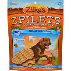 ZUKES IMMUNE SUPPORT DOG CHEWS CHICKEN CASE OF 12-5oz ea