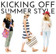 Summer Style Essentials! I theglitterguide.com