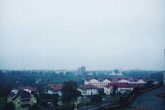 Ранний Гродно. Выходной. #любимоегородское #grodno #vscocam #vscobelarus #city #morning #saturday #weekend #grodno24