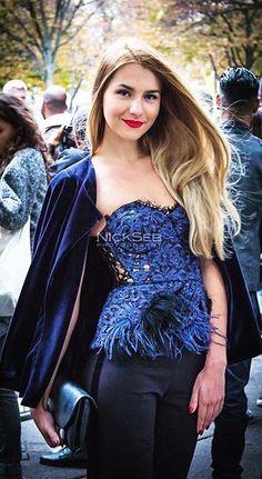 CRISTALLINI #MacrameLace #Glamor #Fashion