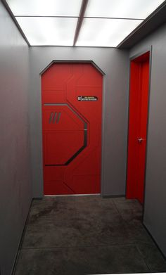 Star Trek Red Door wrap