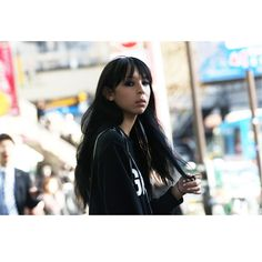 Issa Lish in JAPANORAMA / STYLE.COM