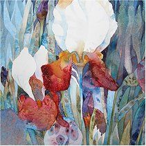 Amanda Spencer watercolour artist