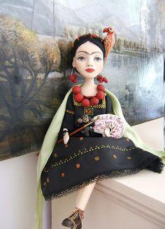 Resultado de imagen para Frida dolls
