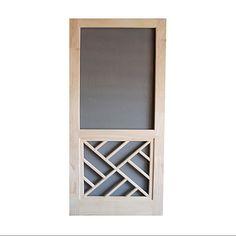 Wood Screen Door Models   Screen Tight