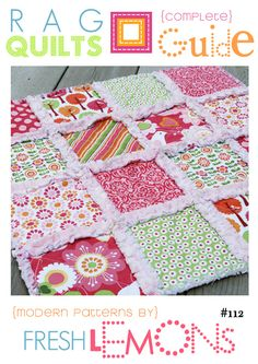 Rag quilt, maybe allie
