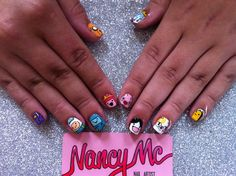 omg i love adventure time i cant wait to try these nails !!! <3 :)